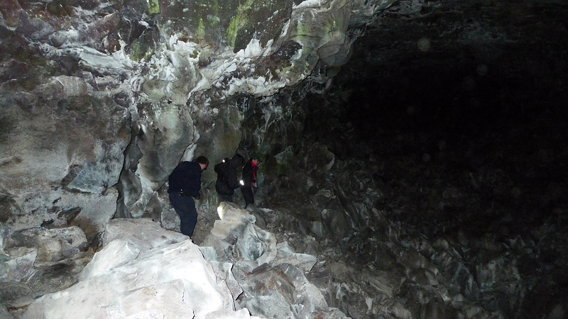 Yet another cave