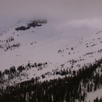 Green Butte and Ski Bowl from Grey Butte