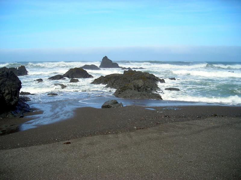 Rocks at Punta Gorda