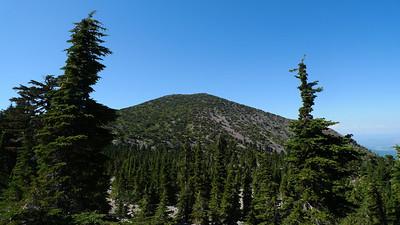 Crater Peak
