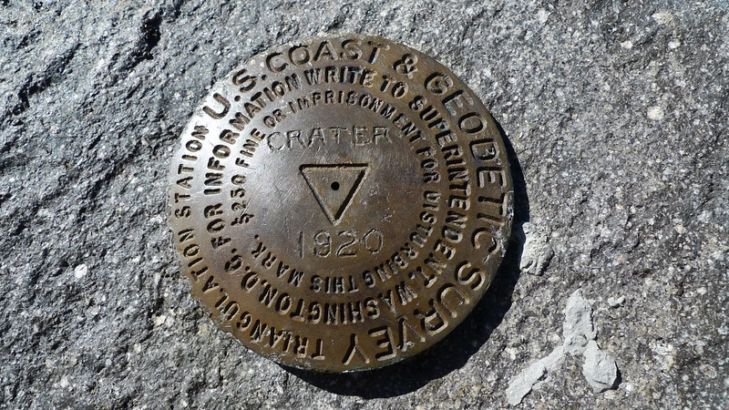 Crater benchmark