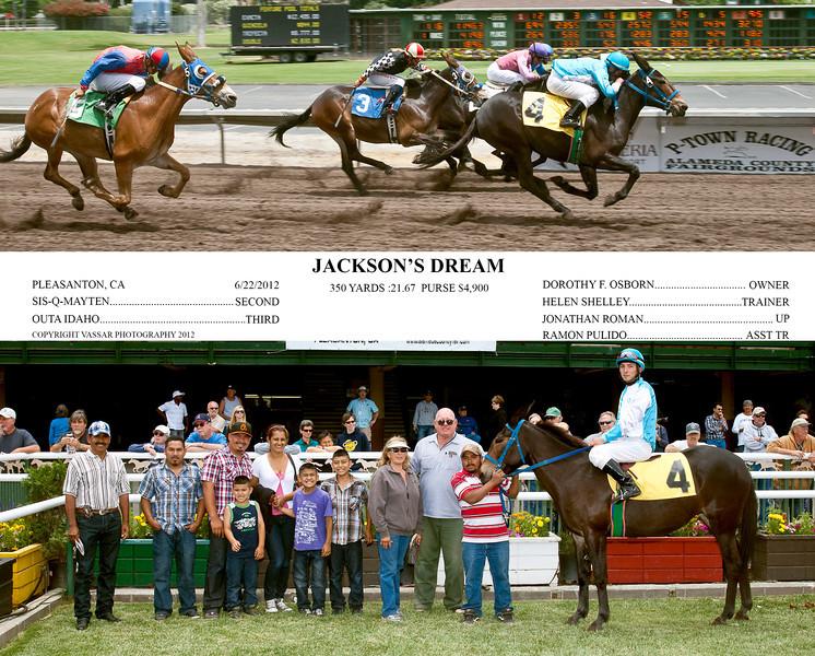 JACKSON'S DREAM