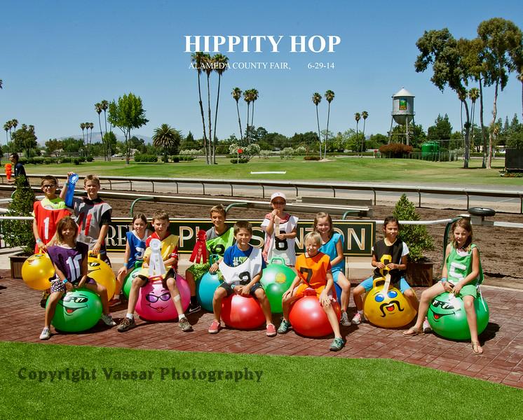 HIPPITY HOP 6-29-14