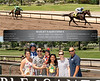 GUZMAN FAMILY DAY AT THE RACES