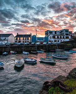 The Harbour Bar,Bistro. For the finest dinning in the whole northcoast area, this is where you need to be, In Portrush harbour, the food is the best