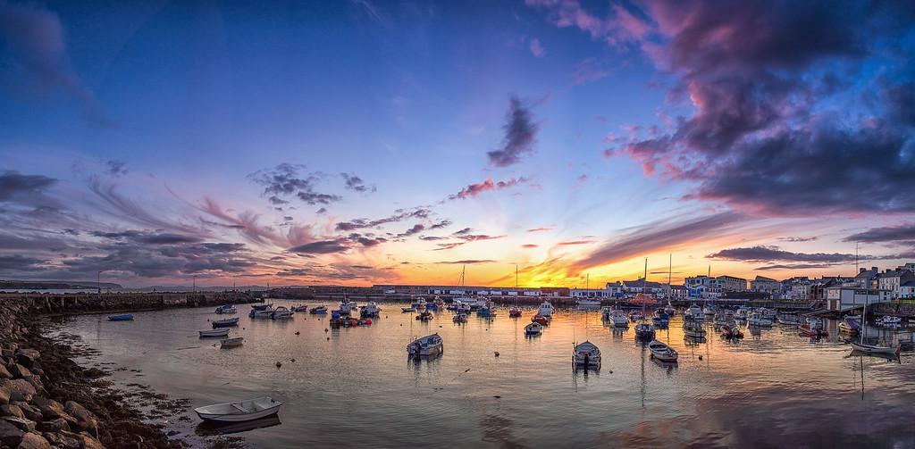 Portrush, Harbour