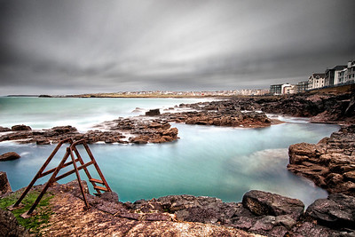 Portstewart,, the herring pond