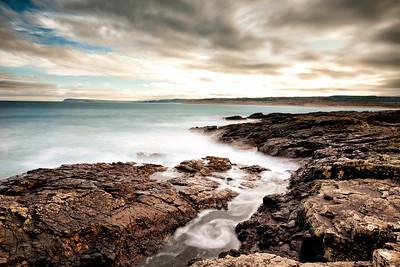 East strand, Portrush