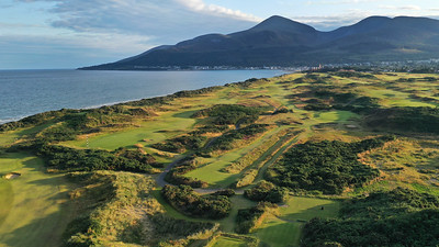 Royal County Down Golf Club, Northern Ireland