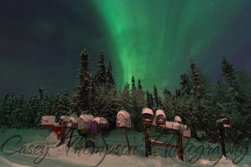 """Alaska Mail Route"""