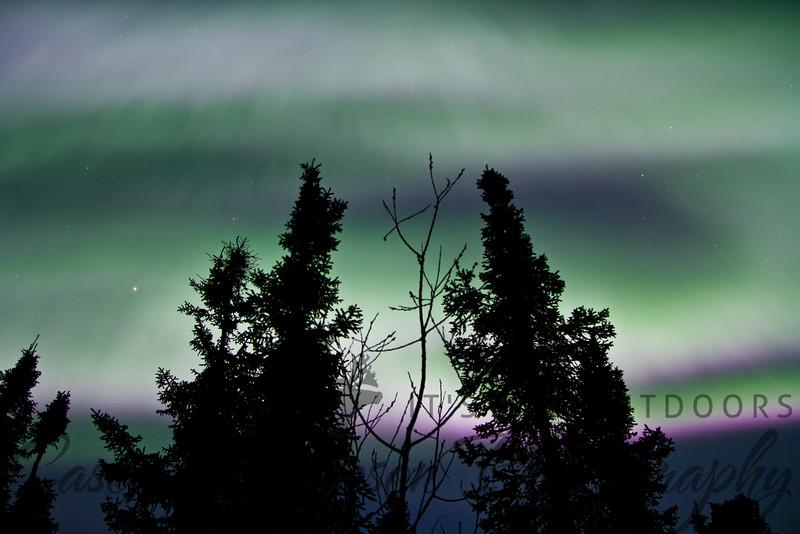 Show Time - Wickersham Dome - Elliot Highway - Alaska<br /> March 16, 2012