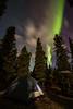 """""""Camping under Aurora"""""""