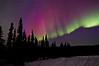 Rainbow Aurora on February 18, 2012.