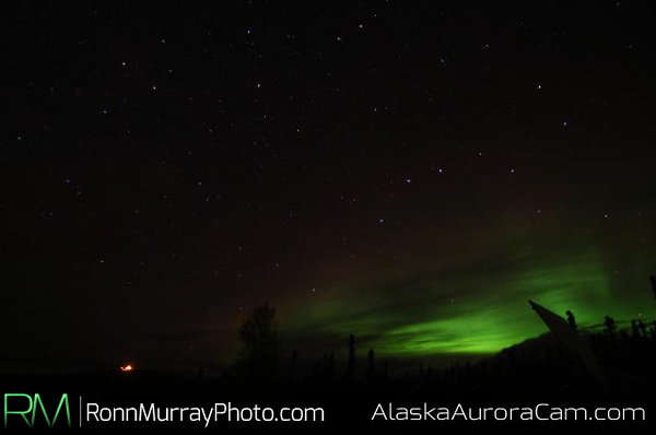 Alaska Aurora Webcam