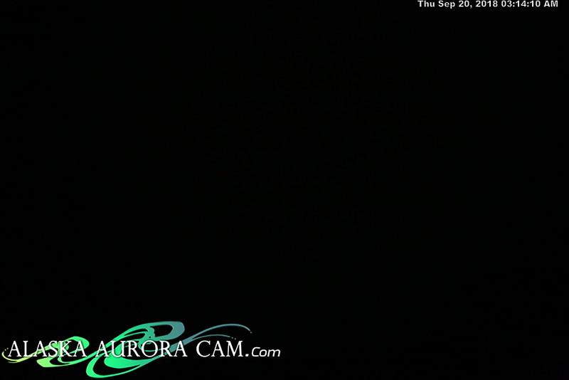 September 19th - Alaska Aurora Cam