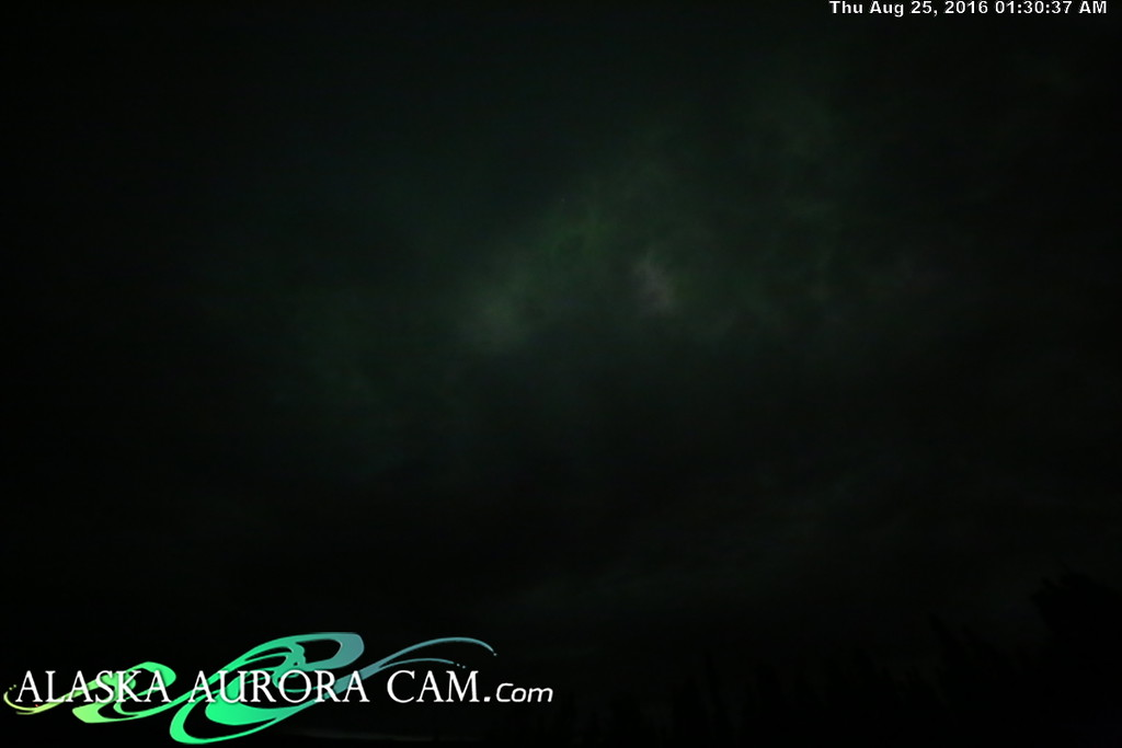 August 24th - Alaska Aurora Cam