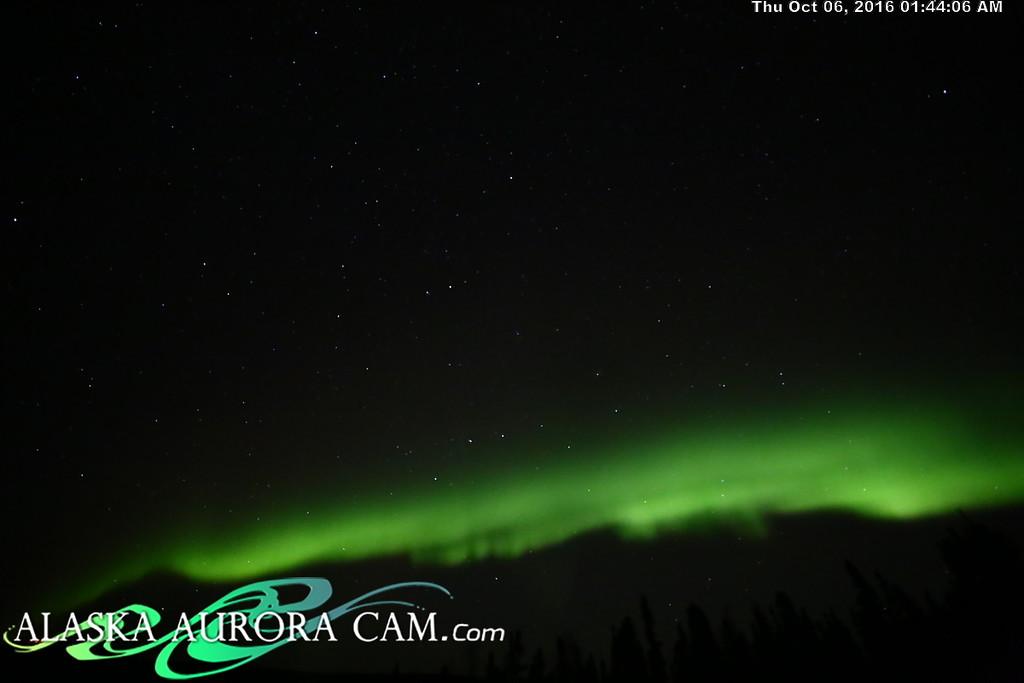 October 5th - Alaska Aurora Cam