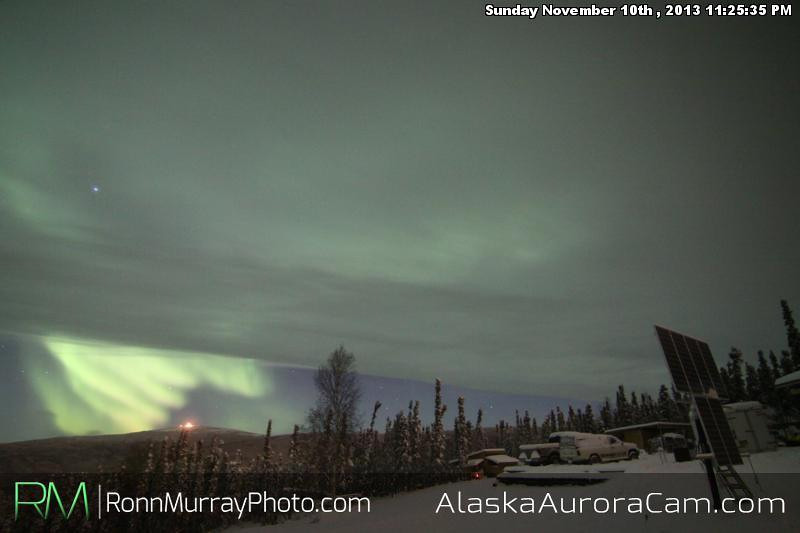 Grand Spectacular - Nov 11th, Alaska Aurora Cam