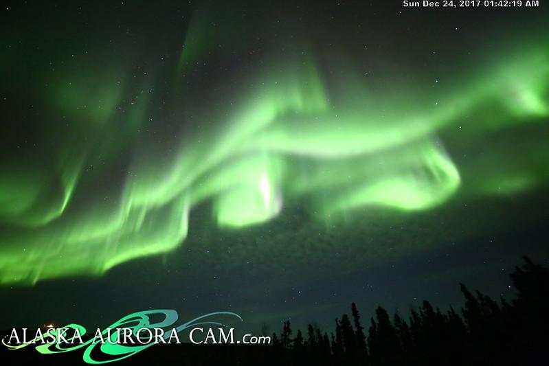 December 23rd - Alaska Aurora Cam