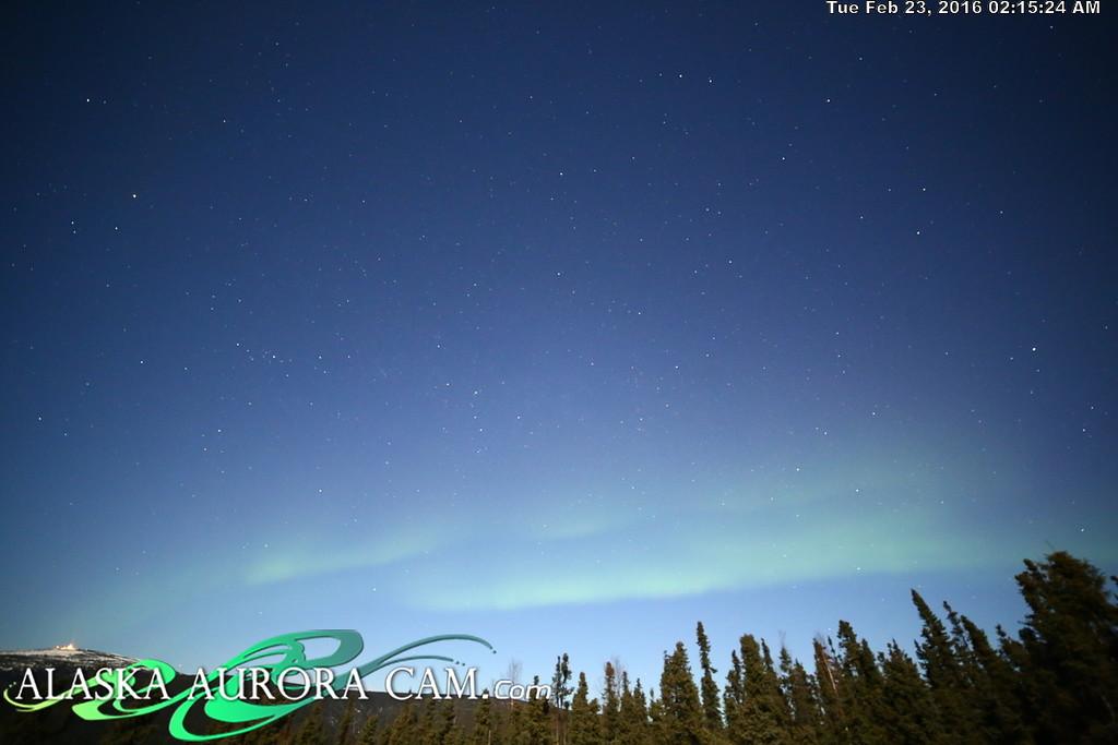 February 22nd - Alaska Aurora Cam