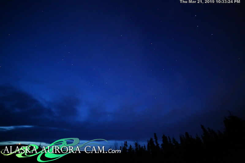 March 21st - Alaska Aurora Cam