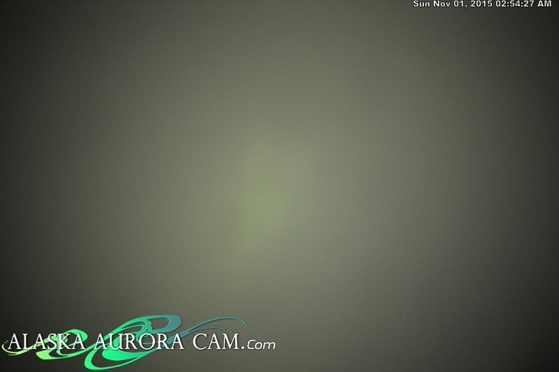 October 31st - Alaska Aurora Cam