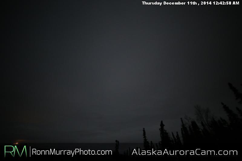 December 10th - Alaska Aurora Cam