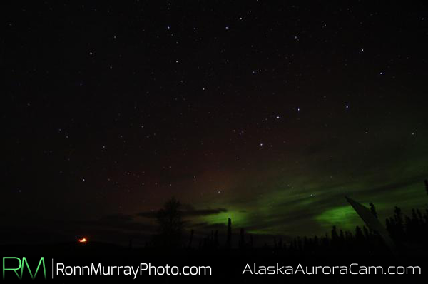 October 6th, Alaska Aurora Webcam