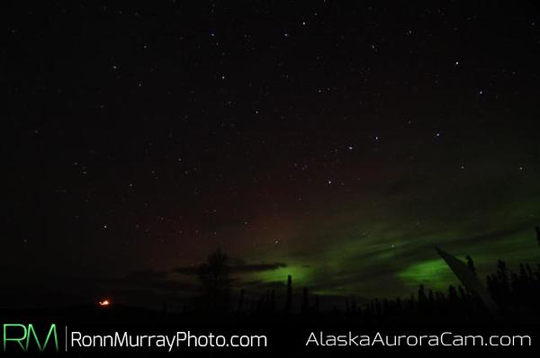 October 6th, Alaska Aurora Webcam