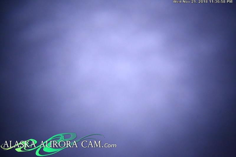 November 21st - Alaska Aurora Cam