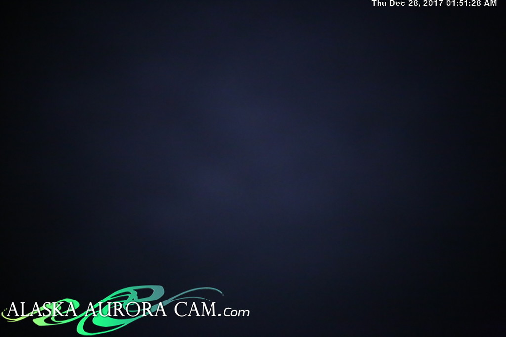December 27th - Alaska Aurora Cam