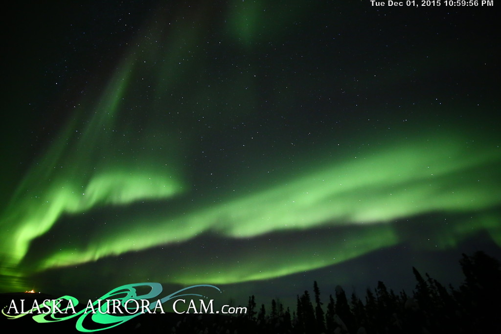 December 1st - Alaska Aurora Cam