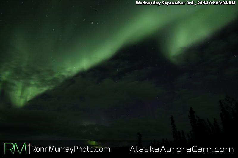 September 2nd - Alaska Aurora Cam