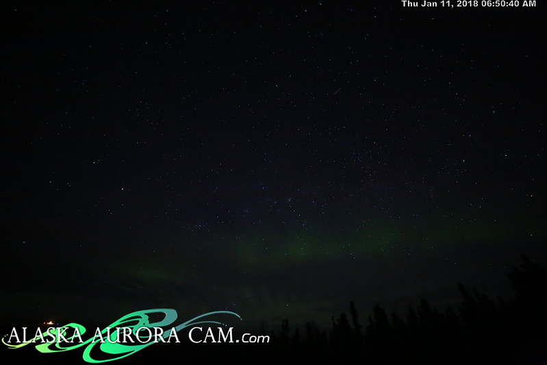 January 10th - Alaska Aurora Cam