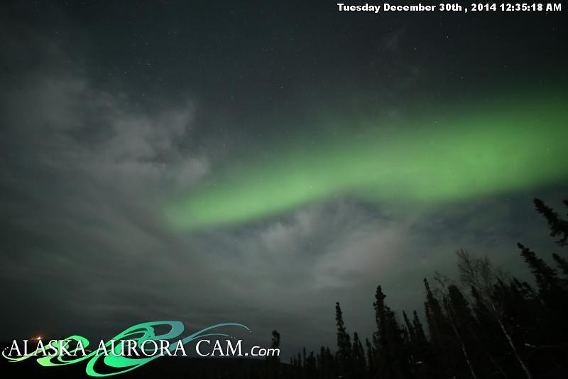 December 29th - Alaska Aurora Cam