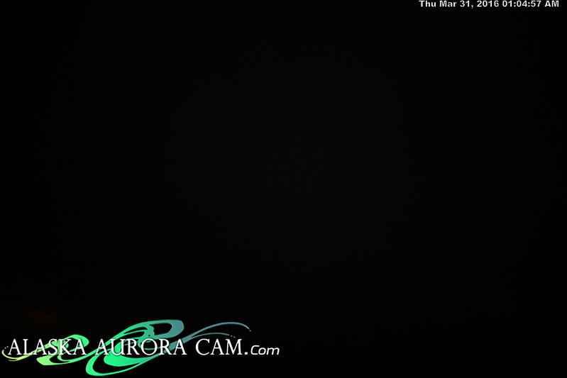 March 30th - Alaska Aurora Cam