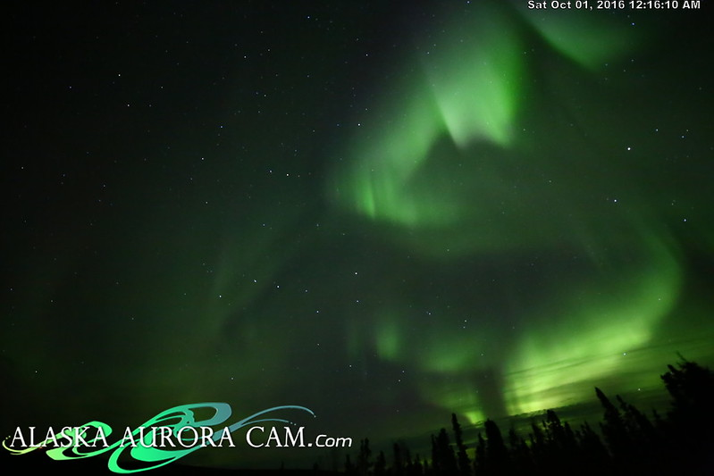 September 30th - Alaska Aurora Cam