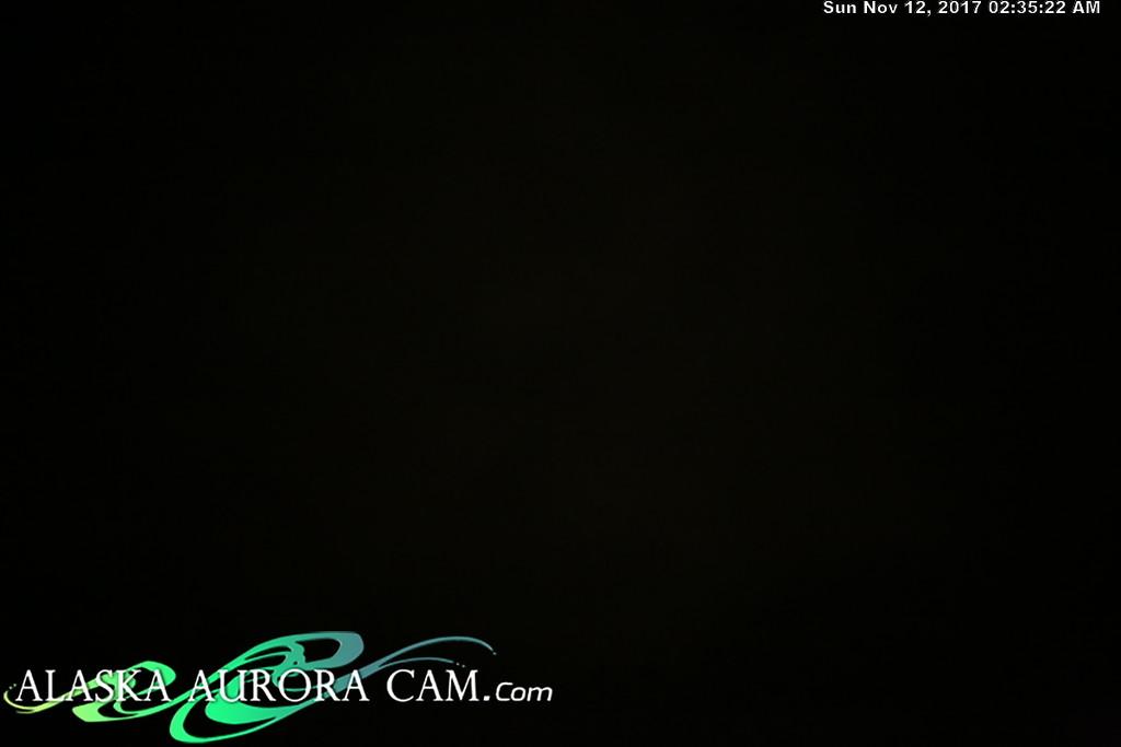 November 11th - Alaska Aurora Cam