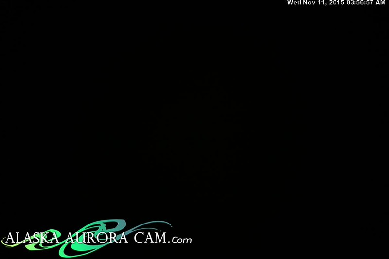 November 10th - Alaska Aurora Cam