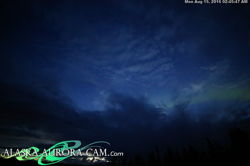 August 14th - Alaska Aurora Cam