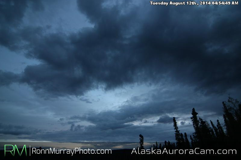 August 11th - Alaska Aurora Cam