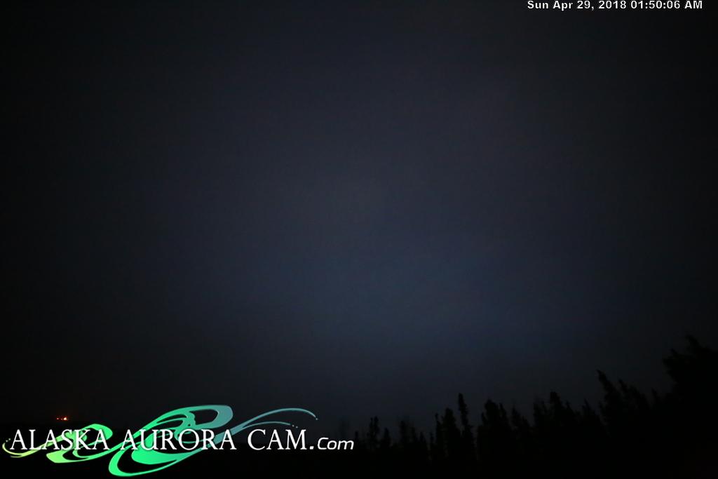 April  28th  - Alaska Aurora Cam