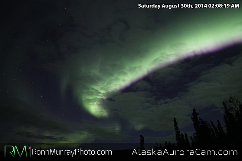 August 29th - Alaska Aurora Cam