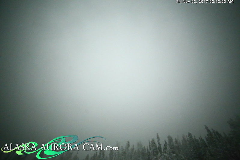 November 2nd - Alaska Aurora Cam