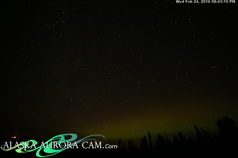 February 24th - Alaska Aurora Cam