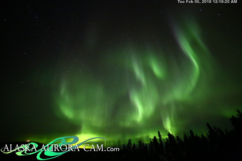 February 5th - Alaska Aurora Cam