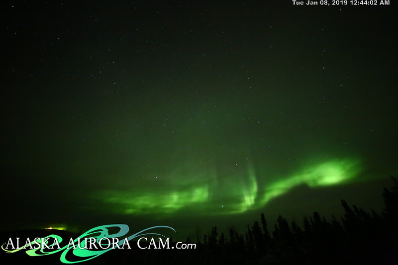 January 7th- Alaska Aurora Cam