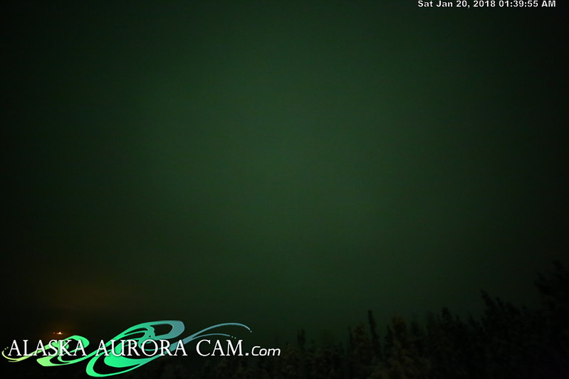 January 19th - Alaska Aurora Cam