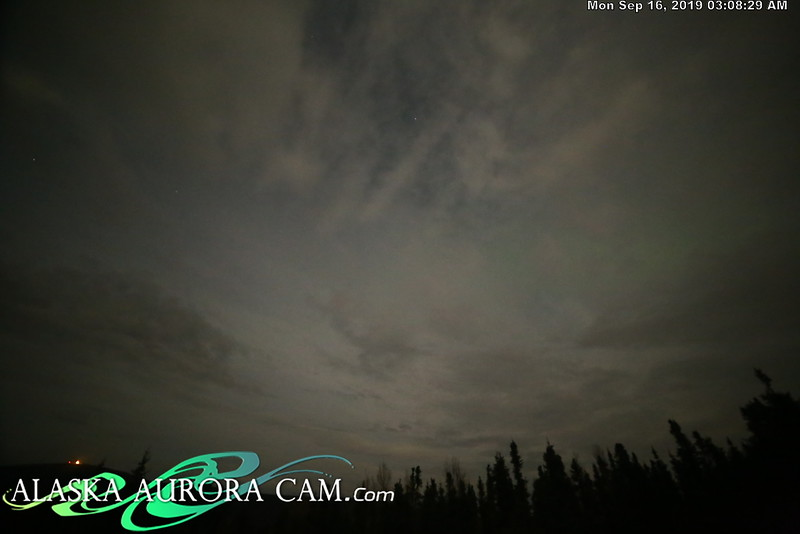 September 15th - Alaska Aurora Cam
