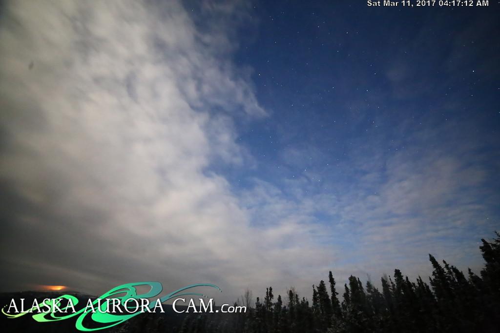 March 10th  - Alaska Aurora Cam